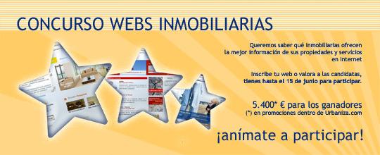 Concurso Webs Inmobiliarias