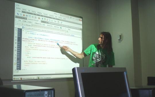 curso Diseño y Programación Web