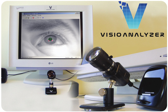 eye tracker VisioAnalyzer