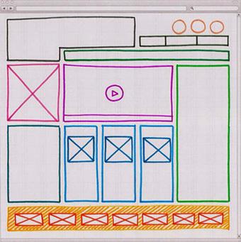 ejemplo esquema web