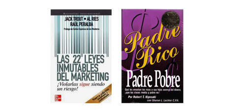 los 5 mejores libros que he leído