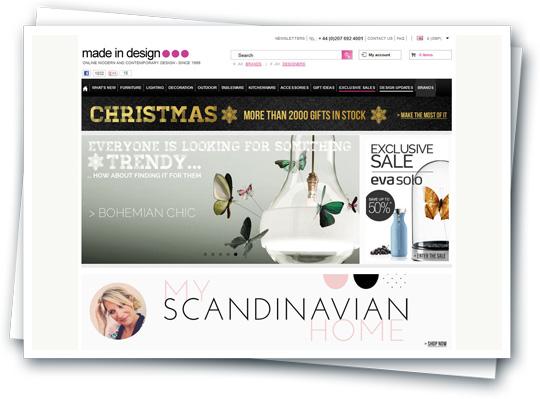 mejores diseños de Tiendas online