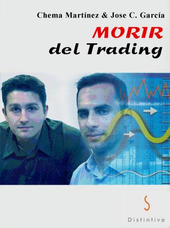 portada libro Morir del Trading