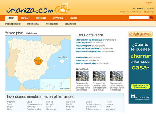 rediseño urbaniza