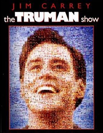 cartel El Show de Truman