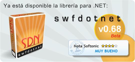 descarga SWFdotNet