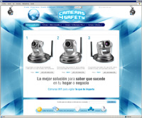 Tienda on-line Cameras4safety.com